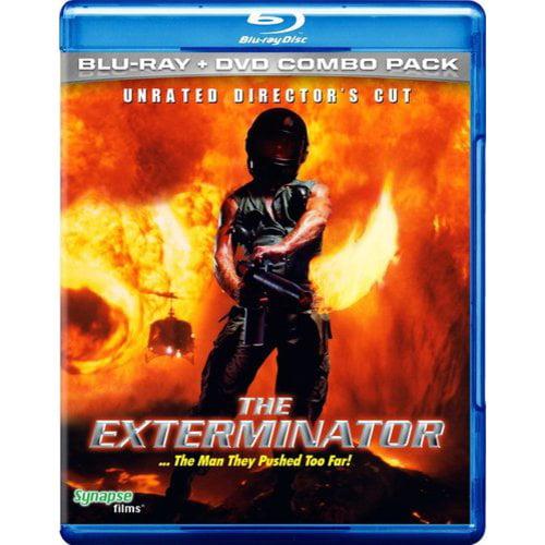 The Exterminator (Director's Cut) (Blu-ray)