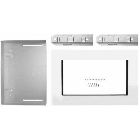 Kitchenaid 27 Trim Kit For 1 5 Cu Ft Countertop