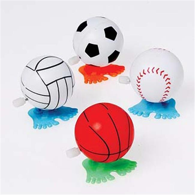 DDI 1939598 Wind Up Walking Sport Balls