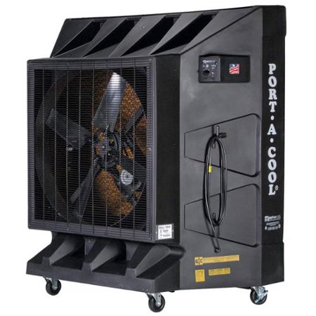 Portacool Portable Evaporative Cooler Pac2k363s Walmart Com