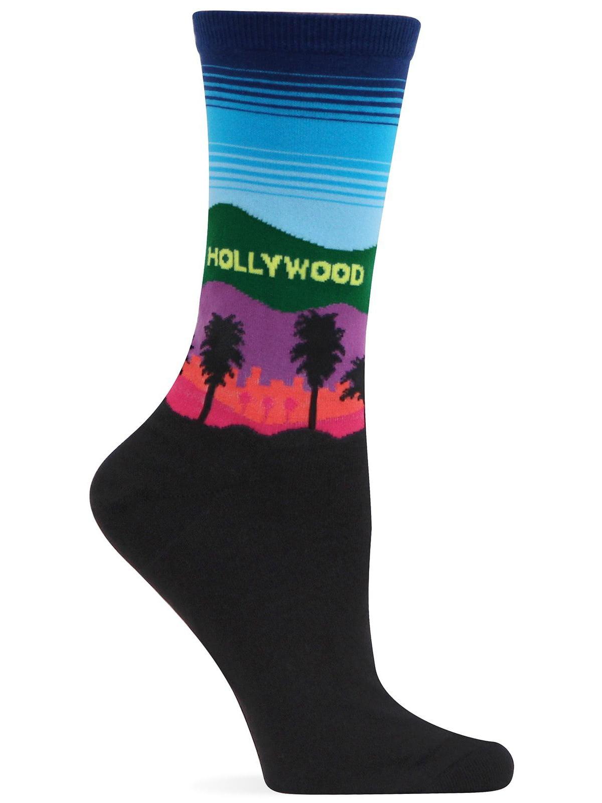 Hot Sox Women/'s Rome Socks