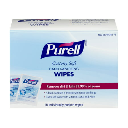 Purell Hand Sanitizing Wipes, 216 0 CT - Walmart com