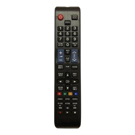 Replacement TV Remote Control for Samsung UE60JU6450U Television - image 1 of 2