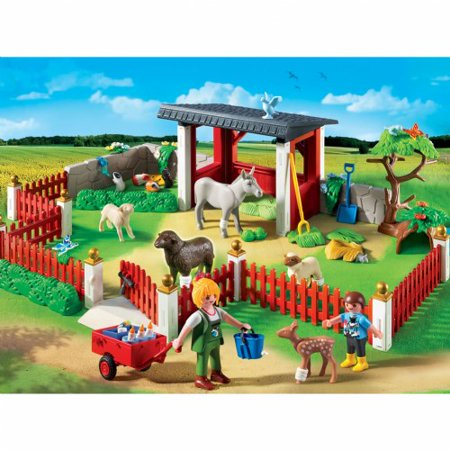 Playmobil(R) City Life Outdoor Care Station