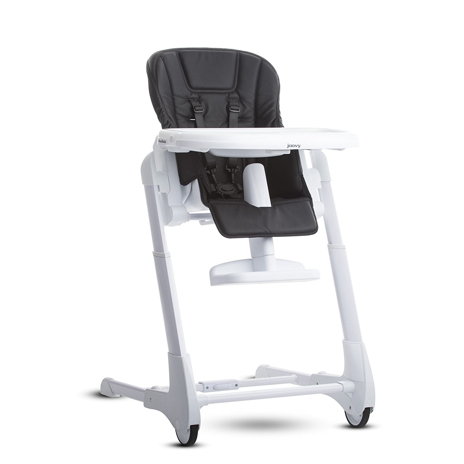 Click here to buy Joovy Foodoo Baby Height Adjustable High Chair, Black by Joovy.