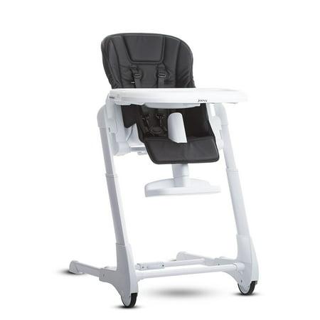 Heirloom High Chair - Joovy Foodoo Baby Height Adjustable High Chair, Black