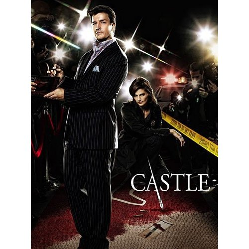 CASTLE-2ND SEASON (DVD/5 DISC/WS/SP-FR-SUB)