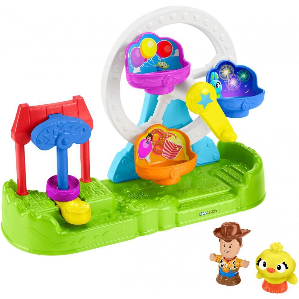 Little People Disney Pixar Toy Story Ferris Wheel with Woody & Ducky