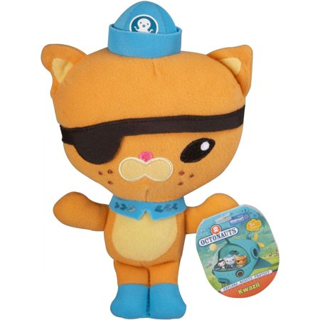 Octonauts Mini Plush Asst Kwazii - Octonauts Characters Tweak