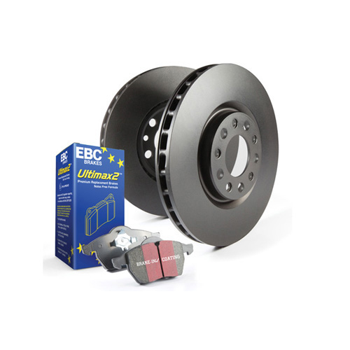 Stage 1 Kits Ultimax2 and RK rotors