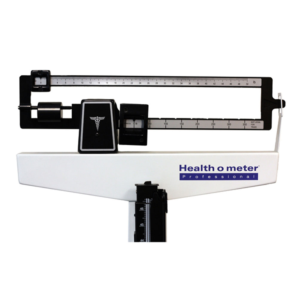 Health O Meter Physician Balance Beam Body Weight Scale