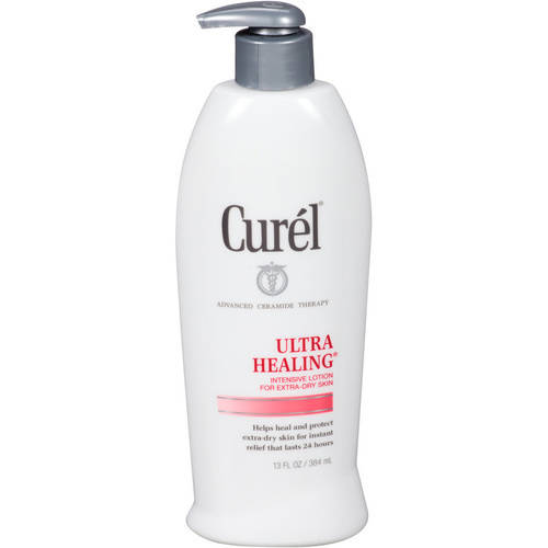 Curel Ultra Healing Intensive Lotion for Extra-Dry Skin, 13 fl oz