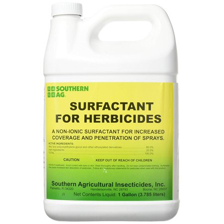 Surfactant for Herbicides Non-Ionic, 128oz - 1 Gallon Southern