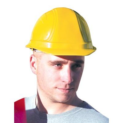 Vulcan Hard Hat/Regular:White