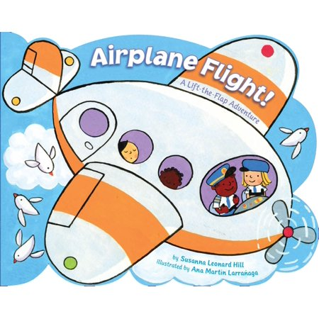 Airplane Flight (Board Book) (App To Find Cheap Flights To Anywhere)