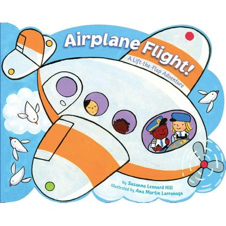 Airplane Flight (Board Book)