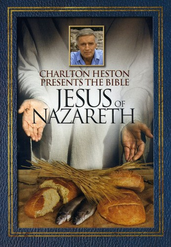 Charlton Heston Presents the Bible: Jesus of Nazareth by WARNER HOME ENTERTAINMENT