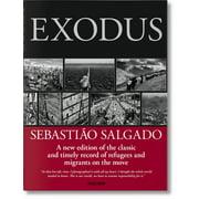 Sebastio Salgado. Exodes (Hardcover)