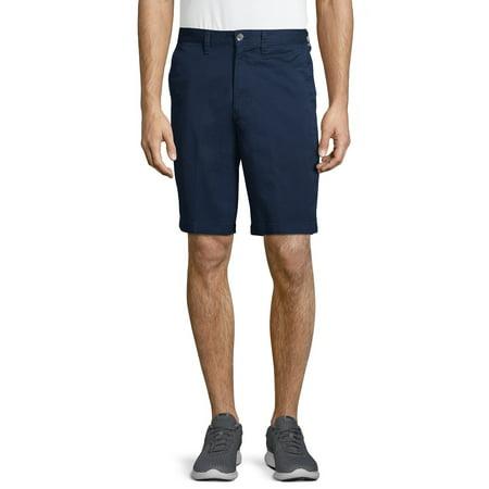 George Big Men's Flat Front Shorts