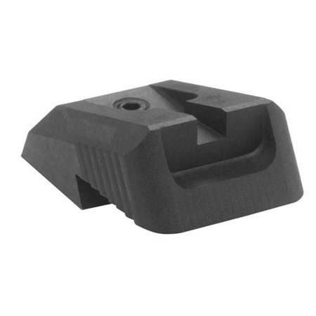 Novak LoMount DFS 1911 Fixed Rear Combat Sight, Recessed