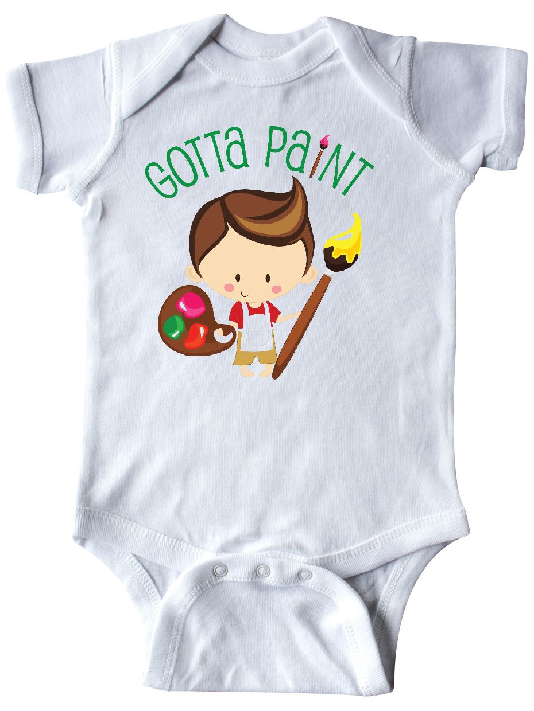 inktastic Painter Girl Gotta Paint Toddler T-Shirt