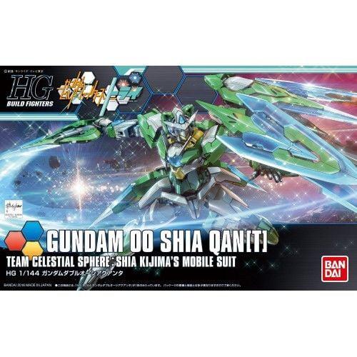 Gundam Build Fighters Try 00 Shia Qanta[T] Custom HG 1 144 Model Kit by Gundam