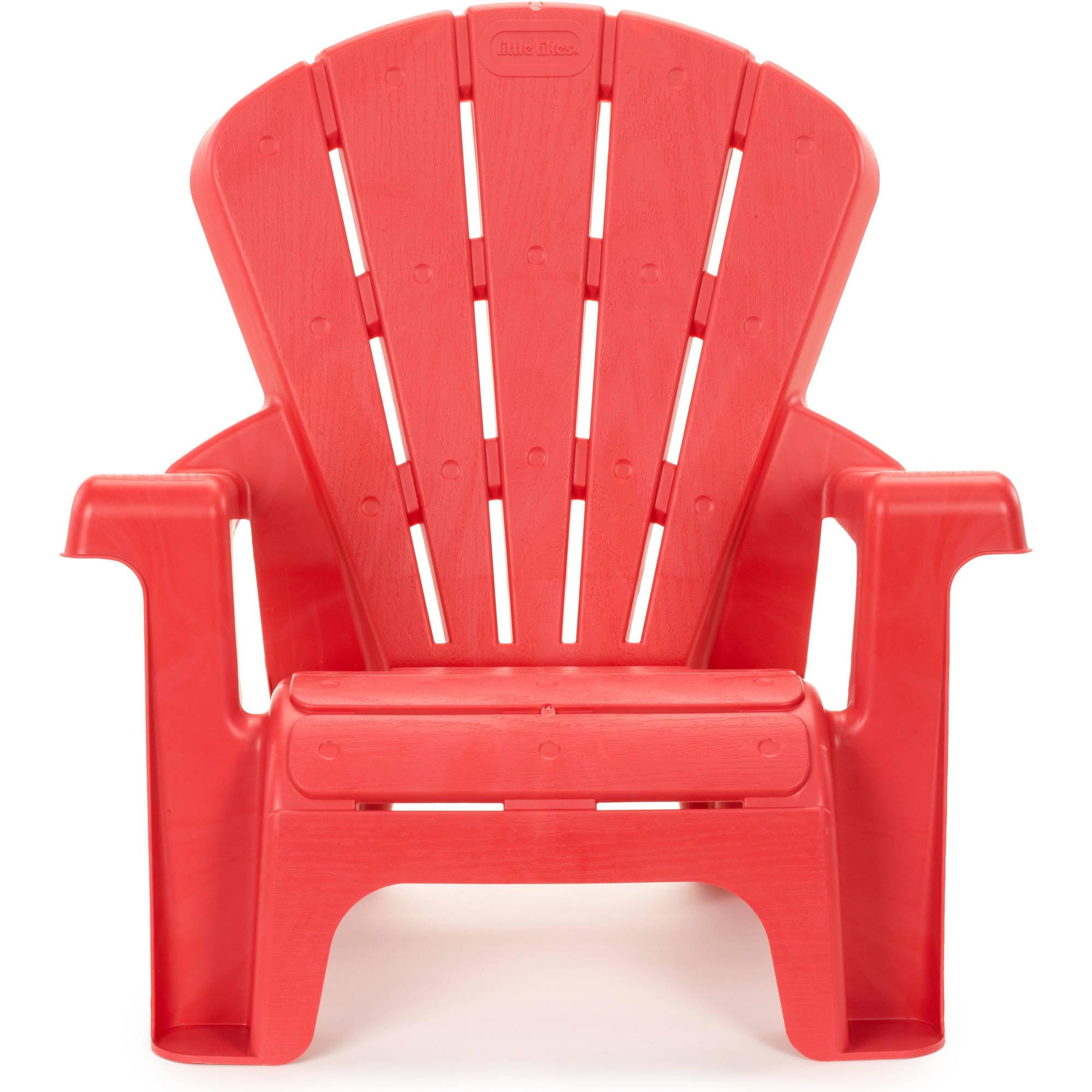 Little Tikes Garden Chair, Red