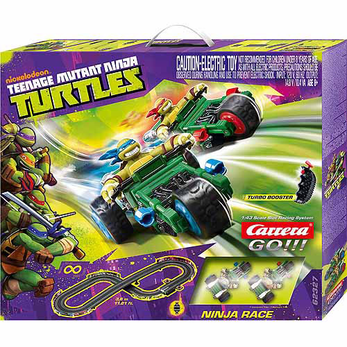 Carrera Teenage Mutant Ninja Turtles Racing Set