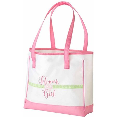 Personalized Flower Girl Tote - Flower Girl Tote