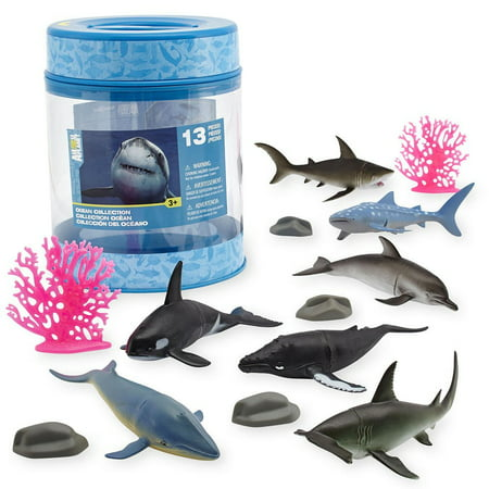 Animal Planet Ocean Collection     By Toys R Us Ship From Us