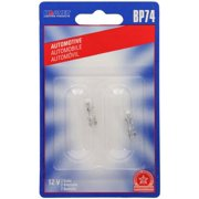 Wagner Lighting Bp74 Miniature Bulb - Card Of 2