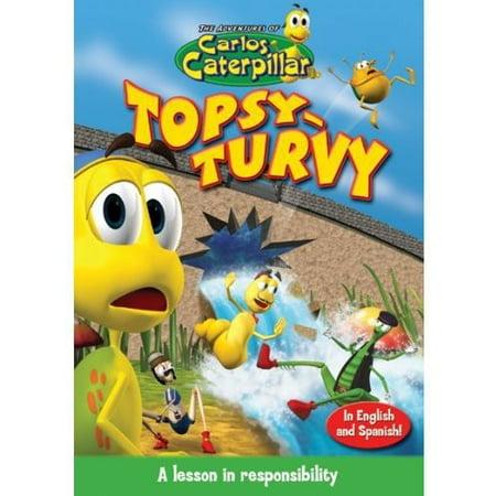The Adventures of Carlos Caterpillar: Topsy Turvy (DVD)