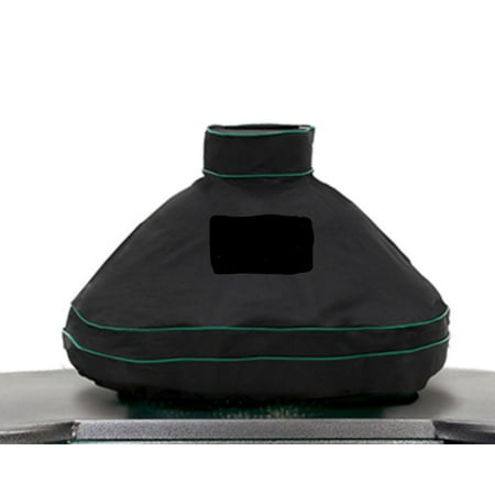 Dome Cover To Fit LARGE Big Green Egg Grills On Tables Or Islands -Premium Products Brand - 2 Year no BS Warranty! ()