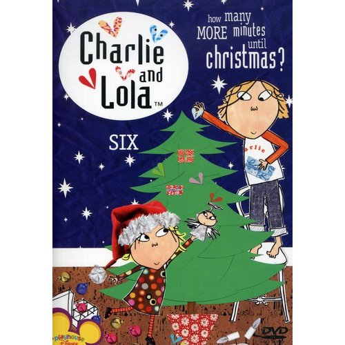 Charlie And Lola, Vol. 6: How Many Minutes Until Christmas (Widescreen)