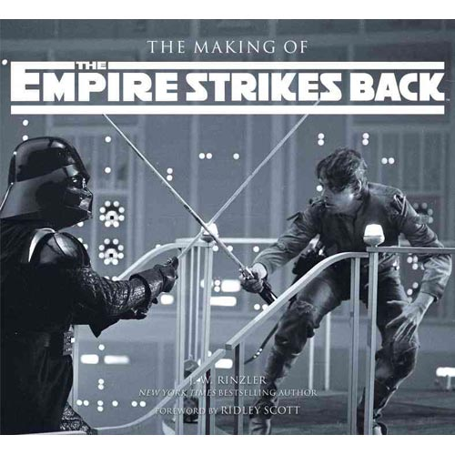 The Making of The Empire Strikes Back: Star Wars The Definitive Story