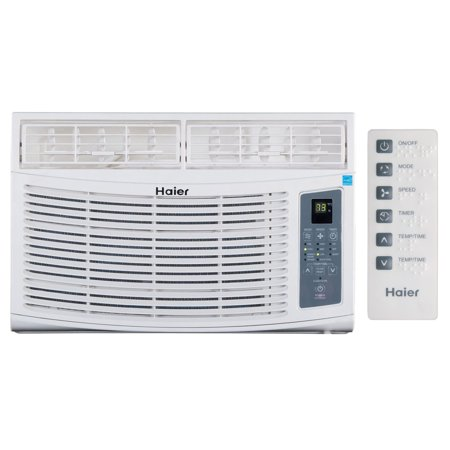 Haier 6,000 BTU Window Air Conditioning Unit for 150-250 Square Feet