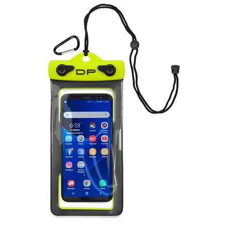 Dry Pak Smartphone, GPS, MP3 Case - Lemon Lime Smartphone GPS MP3 Case - Lemon Loves Lime Clearance