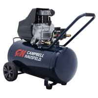 Campbell Hausfeld 13-Gallon 1.3 HP Horizontal Oil-Lube Air Compressor (DC130000)
