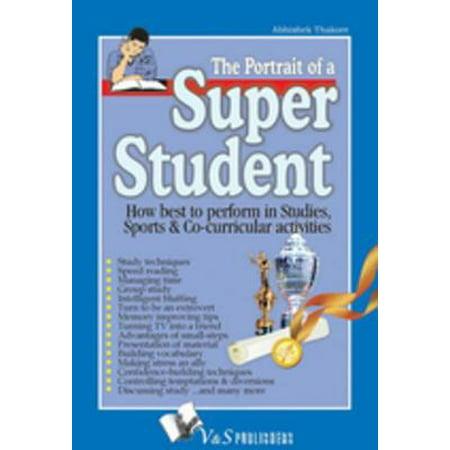 The Portrait of a Super Student - eBook - Super Student