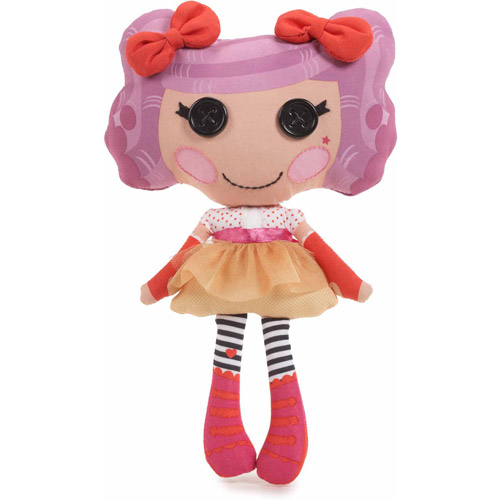 Lalaloopsy Soft Doll- Peanut Big Top
