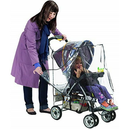 Nuby Deluxe Stroller Weather Shield - Walmart.com