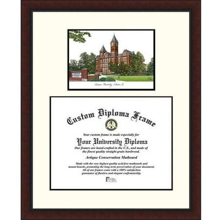 auburn university 13 x 17 legacy scholar diploma frame - Diploma Frames Walmart