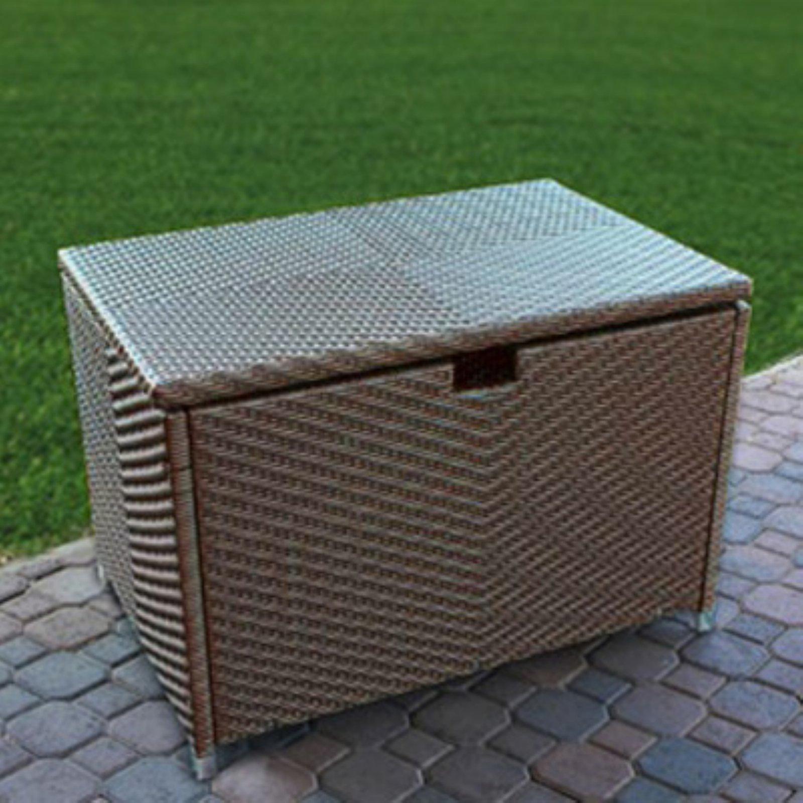 Tortuga Stonewick 36 in. Medium Recycled Plastic Storage Box