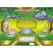Pokemon Legacy Evolution Pin Collection Box Trading Cards ...