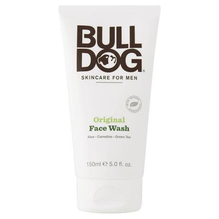 Men Liquid Face Wash - Bulldog Skincare For Men Original Face Wash 5 Ounce