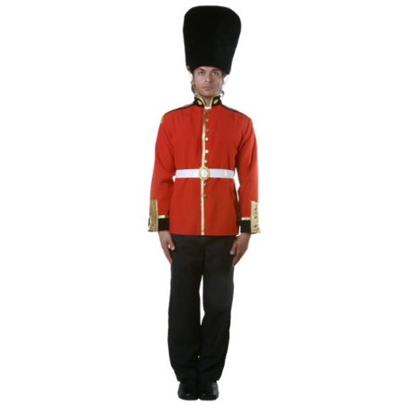 Dress Up America 346-M Adult Royal Guard Costume - Size Medium - Adult Dress Up Ideas