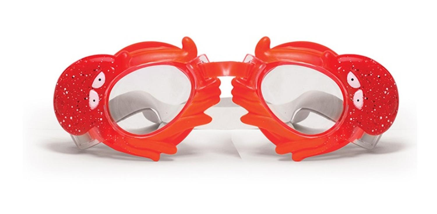 Octopus Animal Frame Swimming Pool Goggles for Children by Swim Central