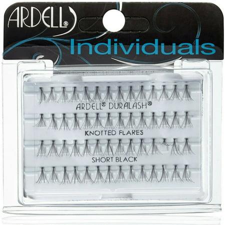 Ardell DuraLash Naturals Flare Individual Lashes, Short Black 56 ea Ardell Individual Eyelashes Flare