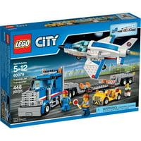 LEGO City Space Port Training Jet Transporter, 60079