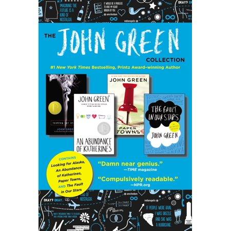 The John Green Collection - eBook